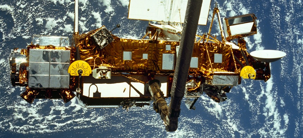 NASA's Upper Atmosphere Research Satellite